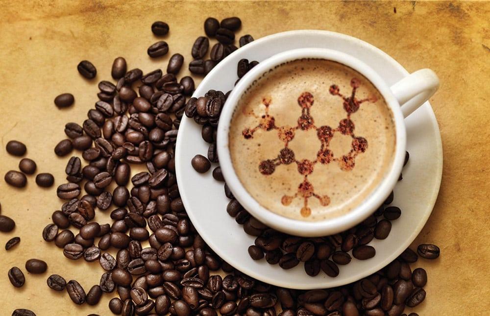 allergisk mot koffein